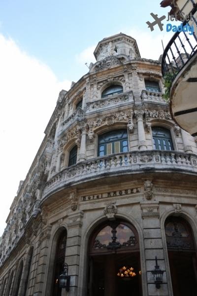 buildings cuba