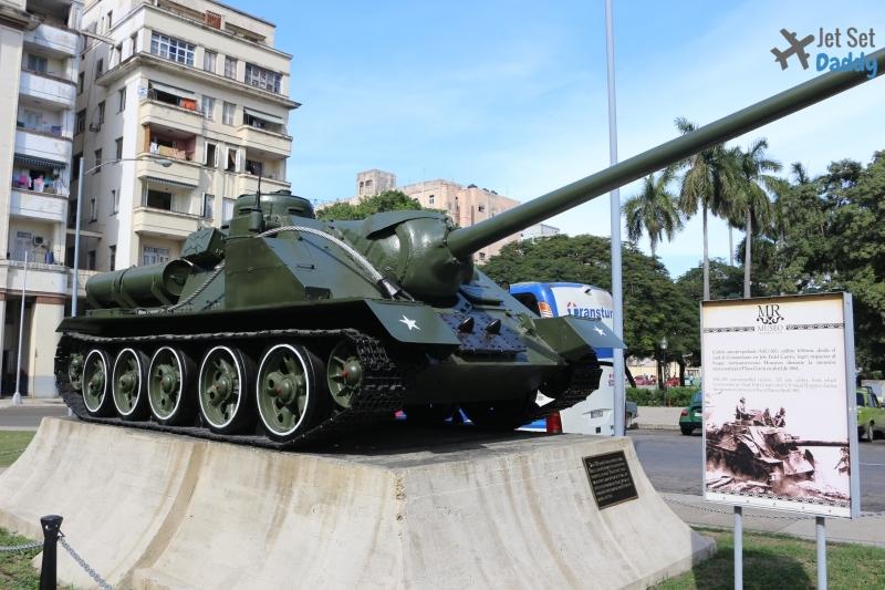 cuba tank