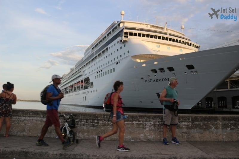 cuba cruise