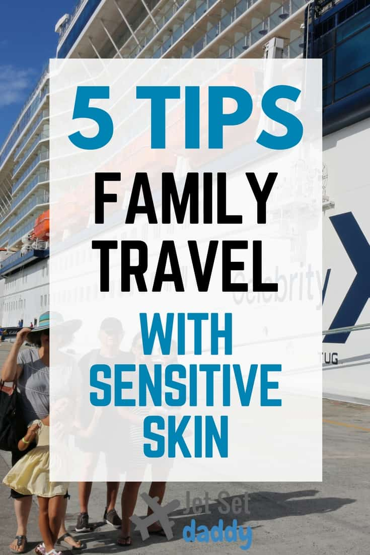 Sensitive skin doesn't have to be an issue when your family travels. Care for your family's sensitive skin with these products, tips and remedies. A little attention to the soap and care will go along way in protecting your family's body from rash problems that flare up during travel.