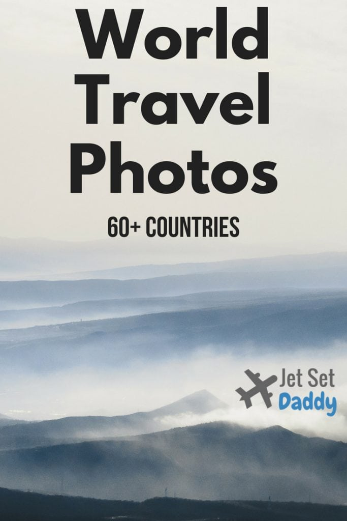 These world travel pictures cover more than 65 destinations. Are these destinations on your bucket list yet? With photography and tips, these world travel pictures & itinerary will have you looking for your map.